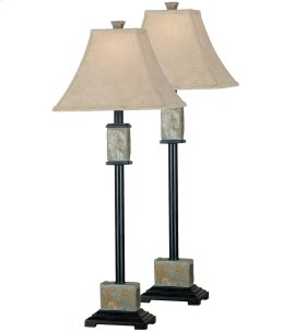 Bennington - Buffet Lamp 2-Pack