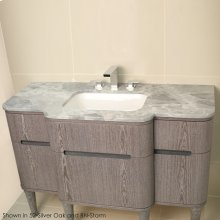 Quartz countertop for vanity H274.