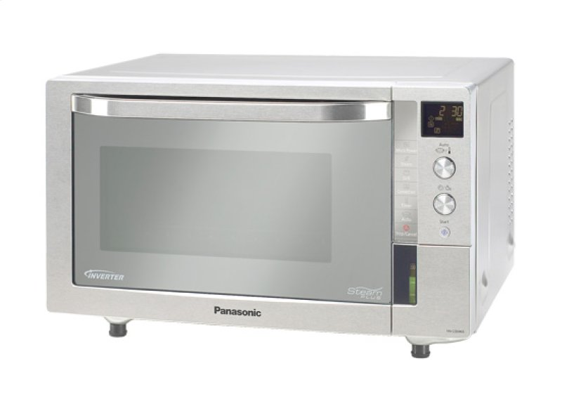 Countertop Microwave Panasonic Canada Nncs597s Inverter Steam Plus Convection Oven