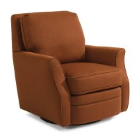 Brynn Fabric Swivel Chair Product Image