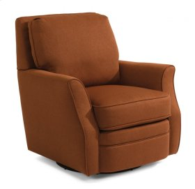 Brynn Fabric Swivel Chair