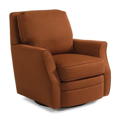 Brynn Fabric Swivel Chair