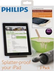 Philips Kitchen case DLN4733 for iPad 2