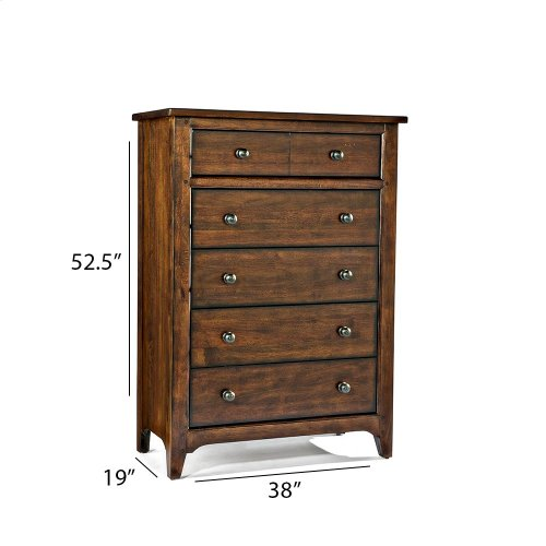 Bedroom - Jackson 5 Drawer Chest