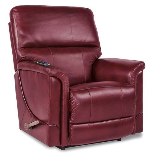 Oscar Reclina-Rocker® Recliner w/ Two-Motor Massage & Heat