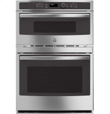 "GE® 30"" Built-In Combination Microwave/Thermal Wall Oven"