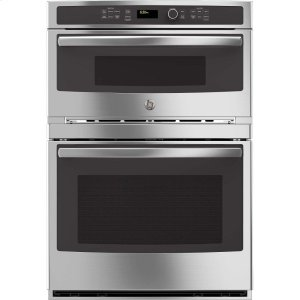 "GE®30"" Built-In Combination Microwave/Thermal Wall Oven"