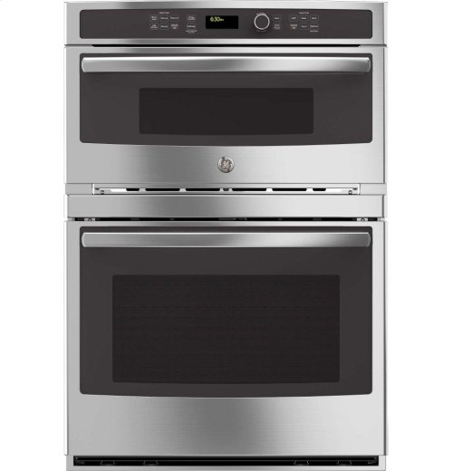 """GE® 30"""" Built-In Combination Microwave/Thermal Wall Oven"""