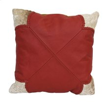 Leather Pillow