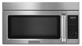 Pro All Stainless Cabinet KitchenAid® 30'', 1000-Watt Microwave Hood Combination Oven, Pro Line® Series (CLEARANCE 0041)