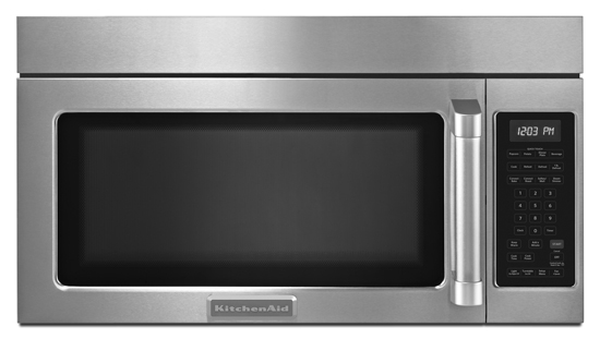 KHMC1857BSP In Pro All Stainless Cabinet By KitchenAid In Allentown, PA    Pro All Stainless Cabinet KitchenAid® 30u0027u0027, 1000 Watt Microwave Hood  Combination ...