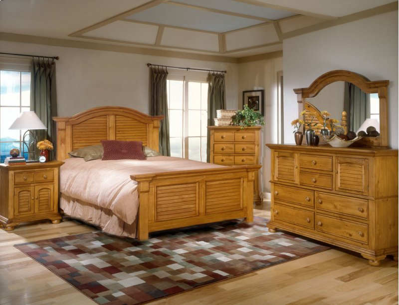 Excellent Cottage Traditions Master 5 0 Panel Bed Best Image Libraries Counlowcountryjoecom