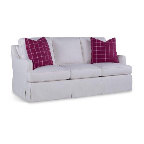 Studio C Sofa T Cushion Modern Slope Arm
