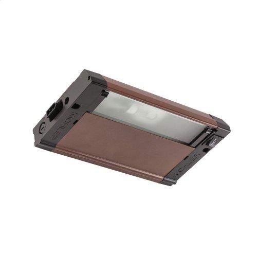 """4U Series 120V Xenon Collection 8"""" Xenon Harmonization 120V Cabinet Light - BZT"""