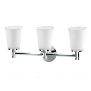Max Lighting Sconces in Chrome Product Image