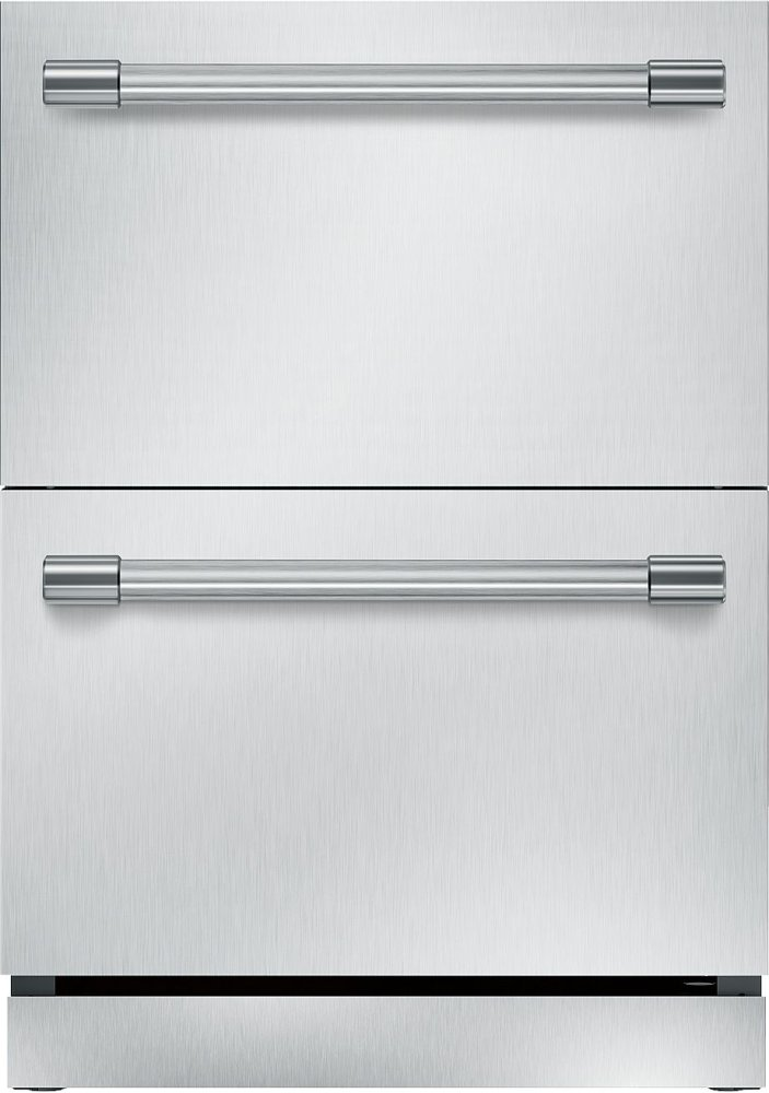 Thermador24-Inch Under-Counter Double Drawer Refrigerator
