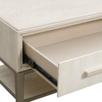 Meyers Park 1 Drawer USB Charging Open Nightstand Product Image