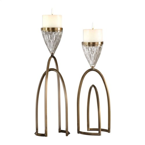 Carma, Candleholders, S/2
