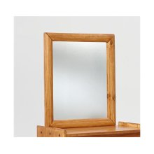 Heartland Mirror with options: Honey Pine