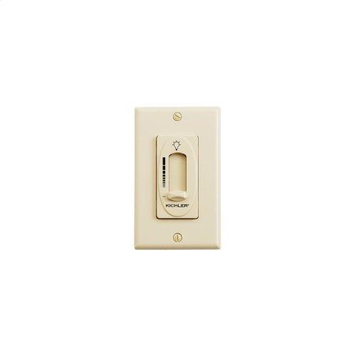 Dimmer Slide Light Control Ivory