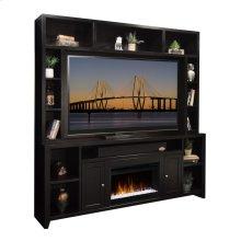 "Urban Loft 84"" Super Fireplace Cons"