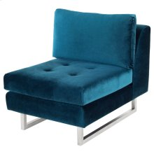 Janis Sofa Extension  Midnight Blue