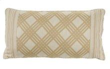 Border Kidney - Fabric #2 Inside front Pillow