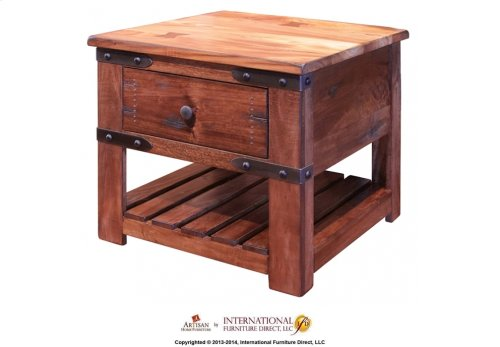 Cocktail Table w/6 Drawers