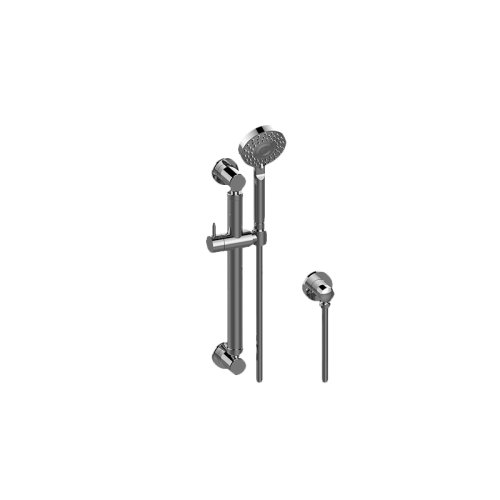 "Multi-Function Handshower w/16"" Grab Bar"
