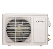 Frigidaire Ductless Split Air Conditioner Cool and Heat- 12,000 BTU, Heat Pump- 115V- Outdoor unit