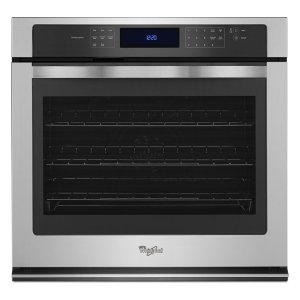 WHIRLPOOL5.0 cu. ft. Single Wall Oven with True Convection