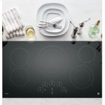 """(tm) 36"""" Built-In Touch Control Cooktop"""