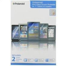 Polaroid 7 Inch AntiGlare Three Layer Screen Protector - PAC700