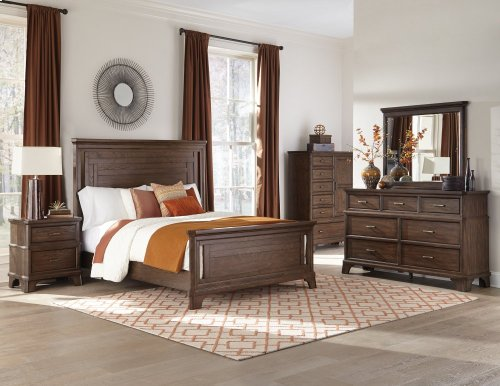 Bedroom - Telluride Five Drawer Chest