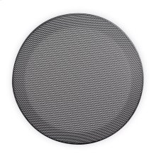 8 in Black Steel-Mesh Grille Insert