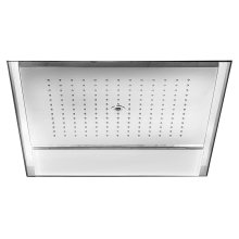 In-ceiling multifunction showerhead - Rainfall / Waterfall / Mist