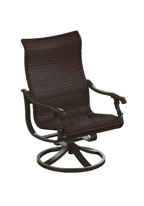 Ravello Woven Swivel Action Lounger