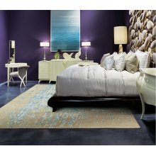 Christopher Guy Wool & Silk Collection Cgs27 Zinc/paloma