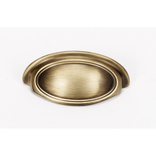Classic Traditional Cup Pull A1570-3 - Antique English Matte