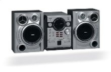 5-CD Audio System with MP3 Player