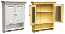 Provincial Mirrored Cabinet