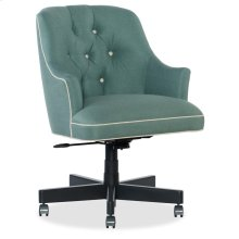 Domestic Home Office Mochacinno Desk Chair