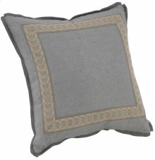 "Custom Decorative Pillows Microflange Picture Frame Tape (22"" x 22"")"