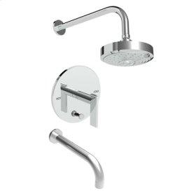 Polished Gold - PVD Balanced Pressure Tub & Shower Trim Set