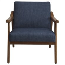 Taylor Accent Chair in Blue