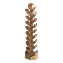 Kaleo Trembesi Tree Wine Holder, Natural *NEW*