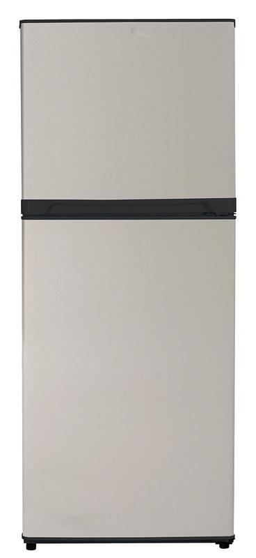 Avanti10.0 Cu. Ft. Frost Free Refrigerator - Stainless