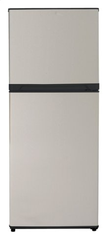 10.0 Cu. Ft. Frost Free Refrigerator - Stainless Steel