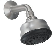 Traditional Multi-Function Showerhead Kit - Antique Brass