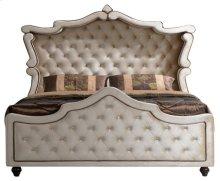 Diamond Canopy Bed